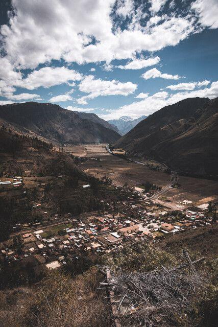 Fahrt von Cusco nach Ollyantambo über Pisac
