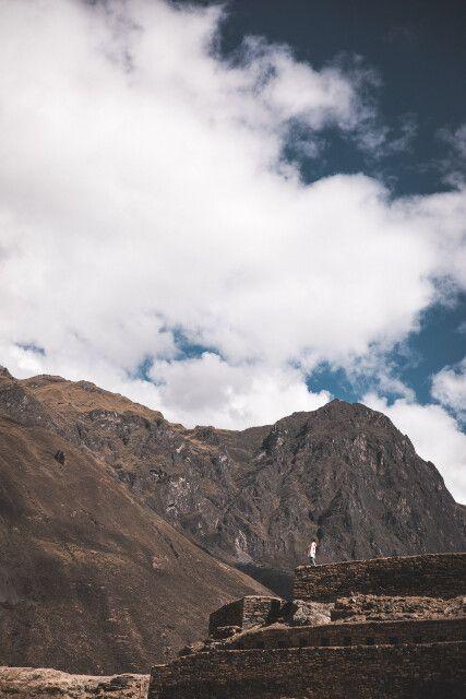 Die Inka-Ruinen von Ollyantambo