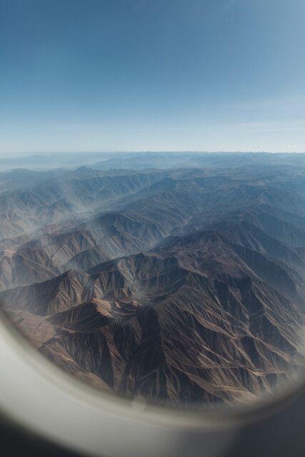 Bloggerin Sarah Eichhorn von 'josieloves' flog von Lima nach Cusco über die Anden