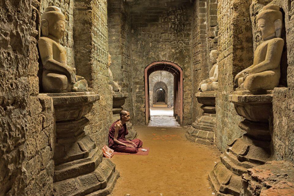 """7. Platz: """"Im Ko Thaung Tempel"""", Myanmar, Krystina Nevoigt"""