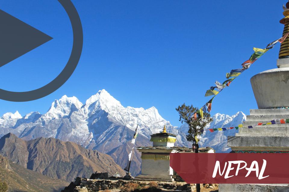 Vortrag anschauen: Nepal – Im Herzen des Himalaya