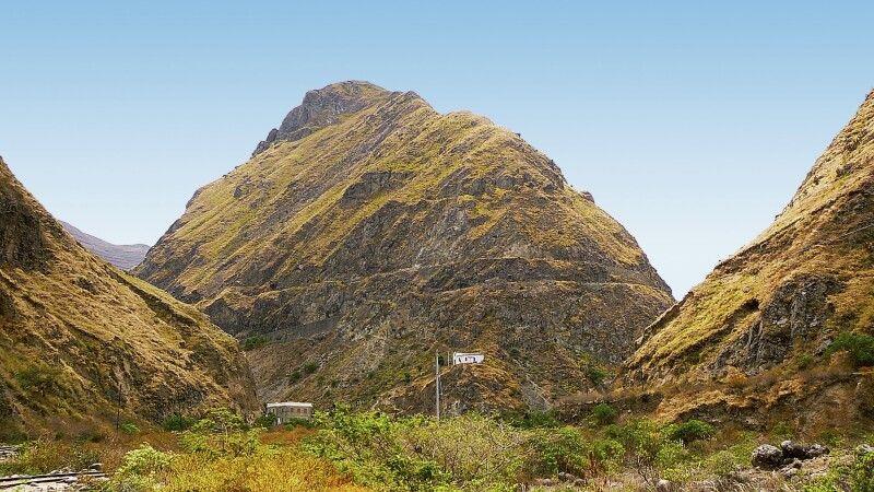 Teufelsnase – Ecuadors berühmtester Felsvorsprung © Diamir