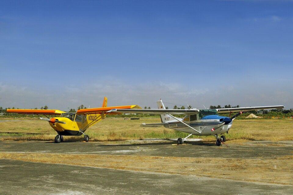 Per Kleinflugzeug von Lodge zu Lodge