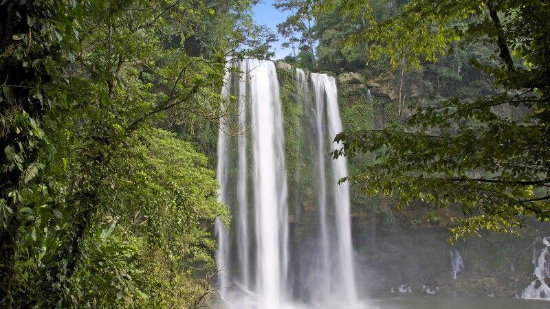 Wasserfall Misol-Ha © Diamir