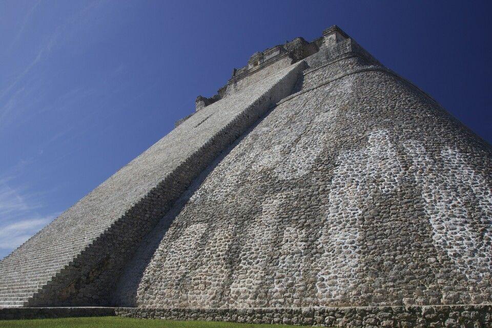 Uxmal, historische Stätte auf der Yucatan-Halbinsel in Mexiko