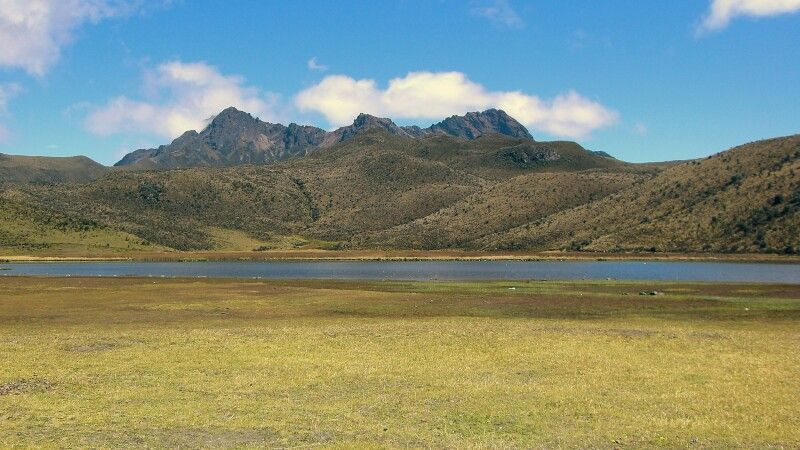 Ruminahui Vulkan im Cotopaxi NP © Diamir