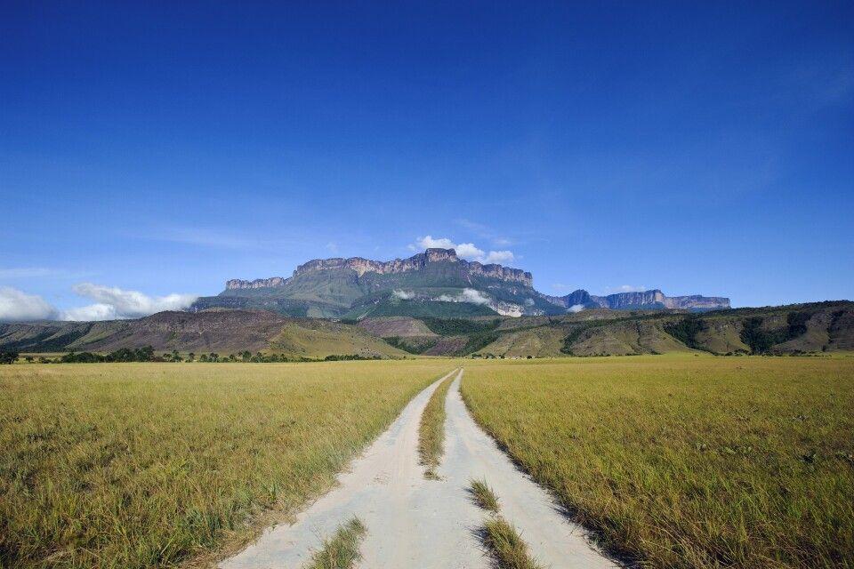 Unterwegs zu den eindrucksvollen Tafelbergen Venezuelas