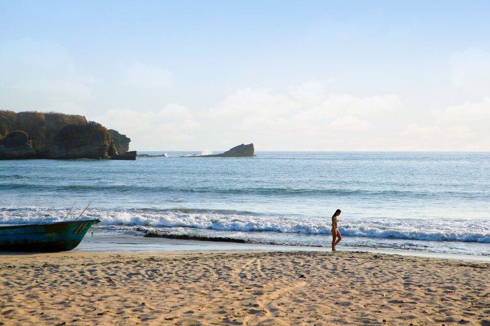 Strand NP Manuel Antonio Costa Rica