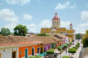 Granada Kathedrale Nicaragua