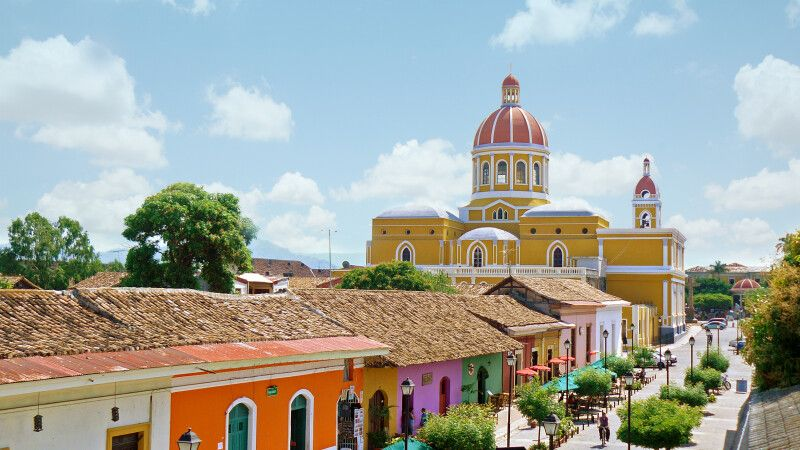 Granada Kathedrale Nicaragua © Diamir