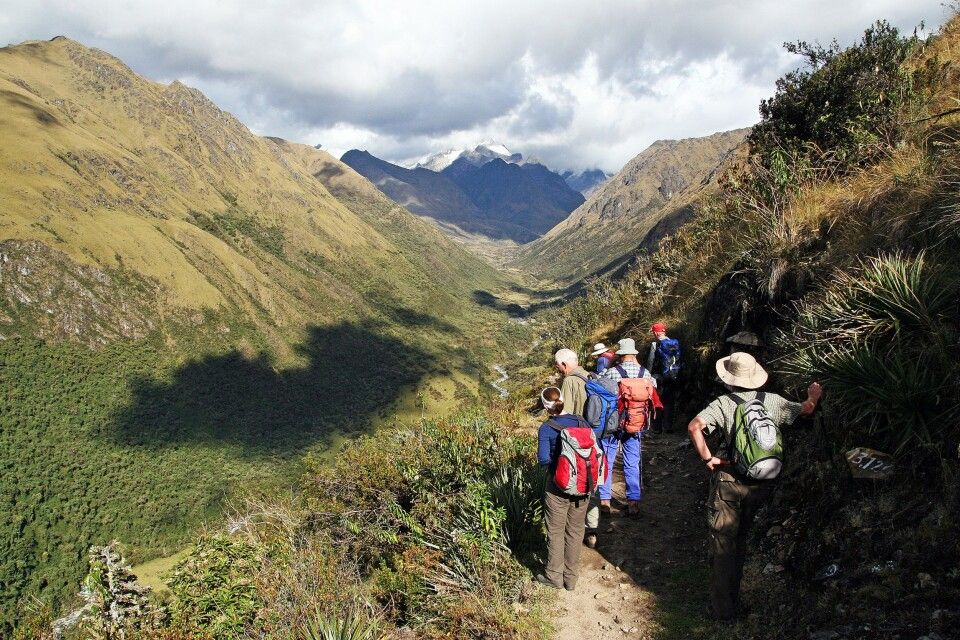 Trekking Cordillera Vilcabamba