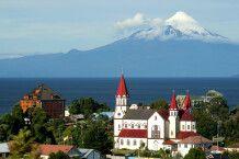 Puerto Varas und Vulkan Osorno