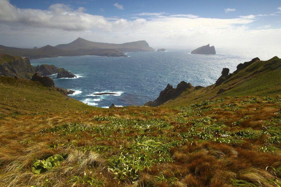 Unterwegs entlang der subantarktischen Inseln