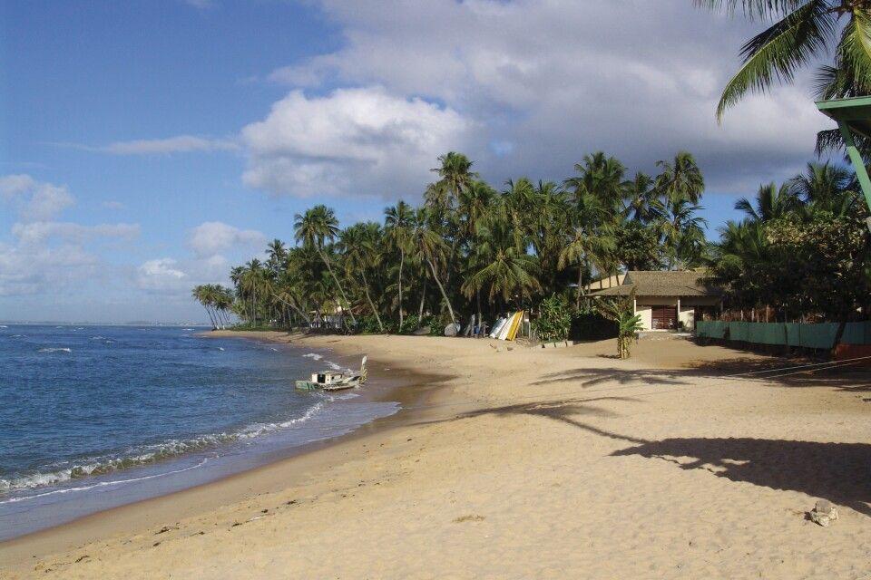 Strand von Praia do Forte