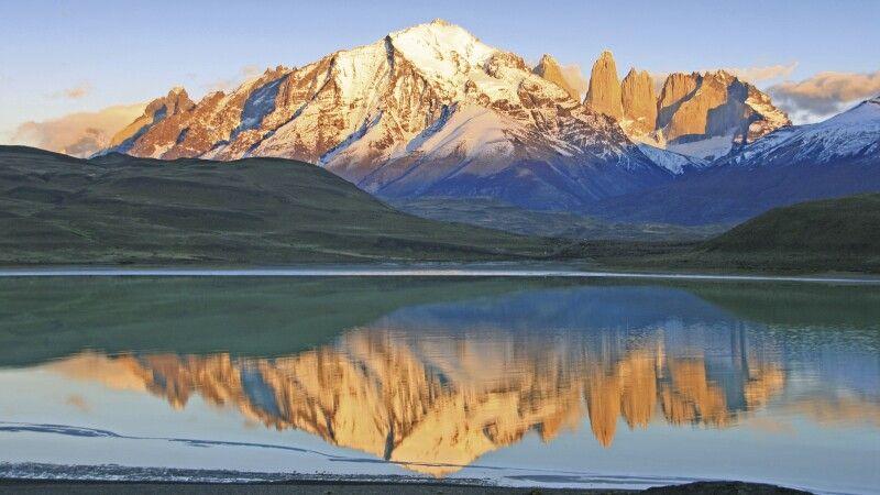 Torres del Paine, Laguna Amarga © Diamir