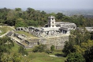 Palenque, Chiapas, Mexiko