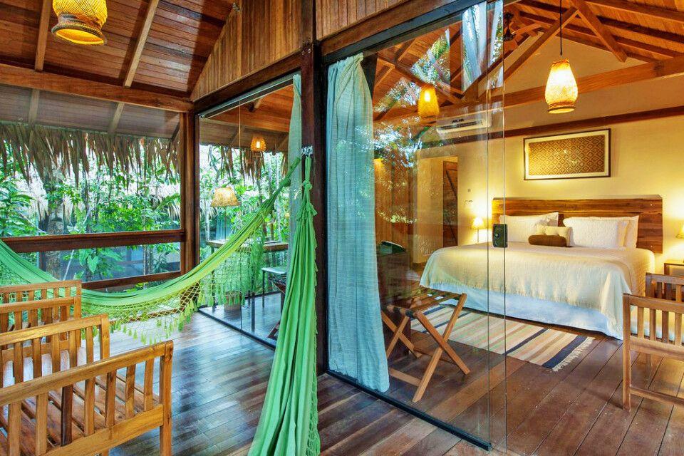 Anavilhanas Jungle Lodge – Bungalow