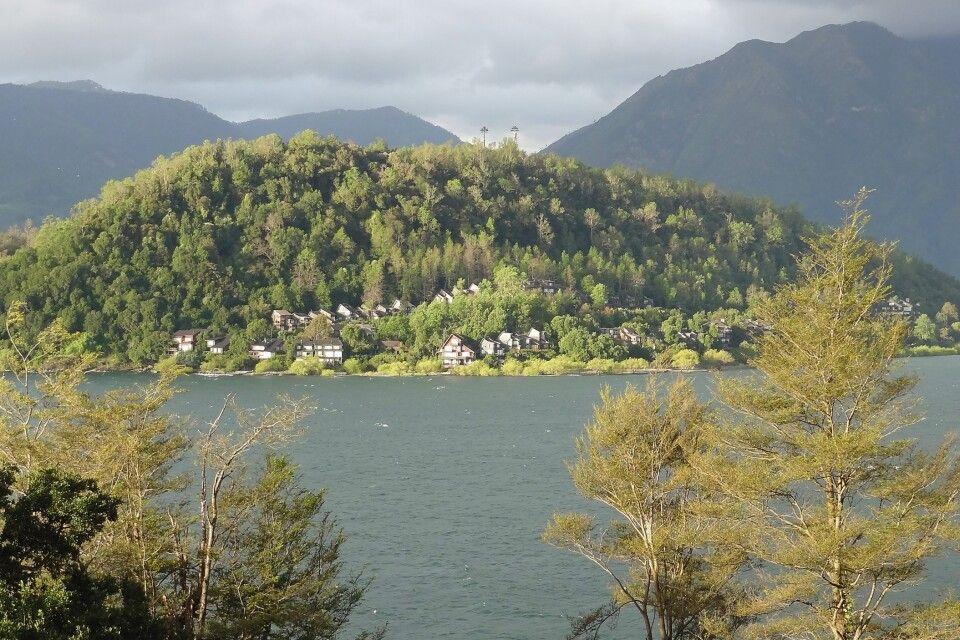 Seenlandschaft Pucon