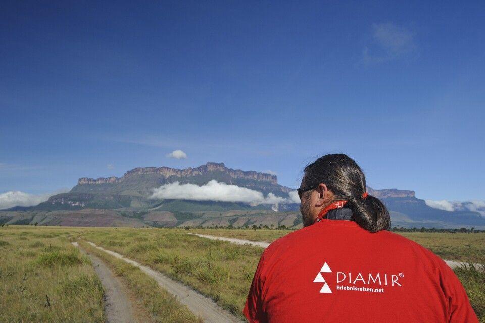 Mit DIAMIR unterwegs zum Roraima, Tafelbergregion Venezuela