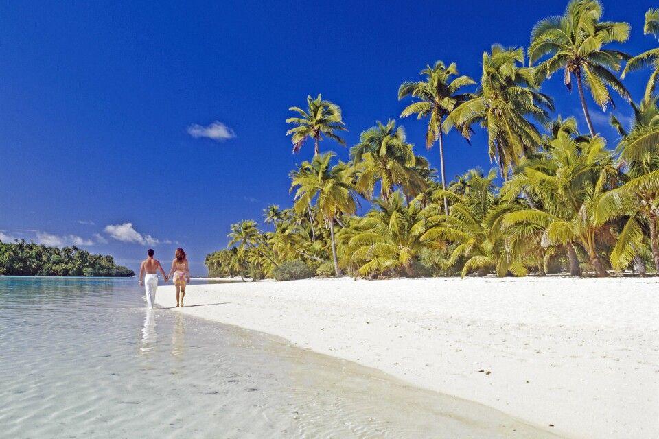 Traumstrände der Cook Inseln
