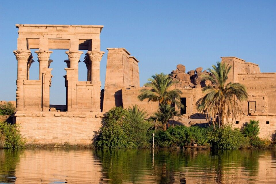 Assuan Philae-Tempel
