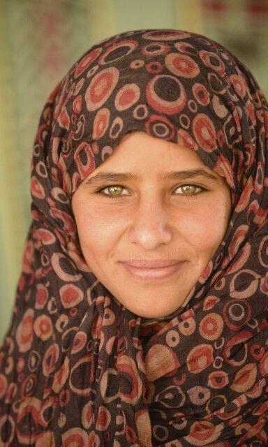 jordanisches Mädchen