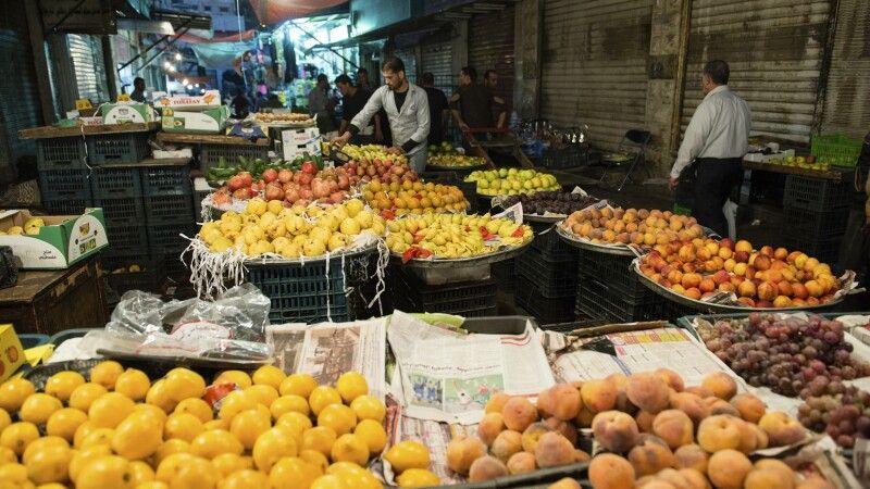 Markt in Amman © Diamir