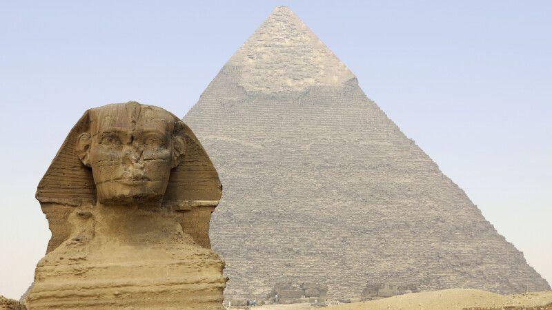 Kairo Pyramiden von Gizeh © Diamir