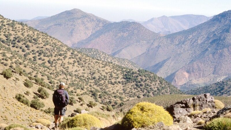 Am Toubkal © Diamir