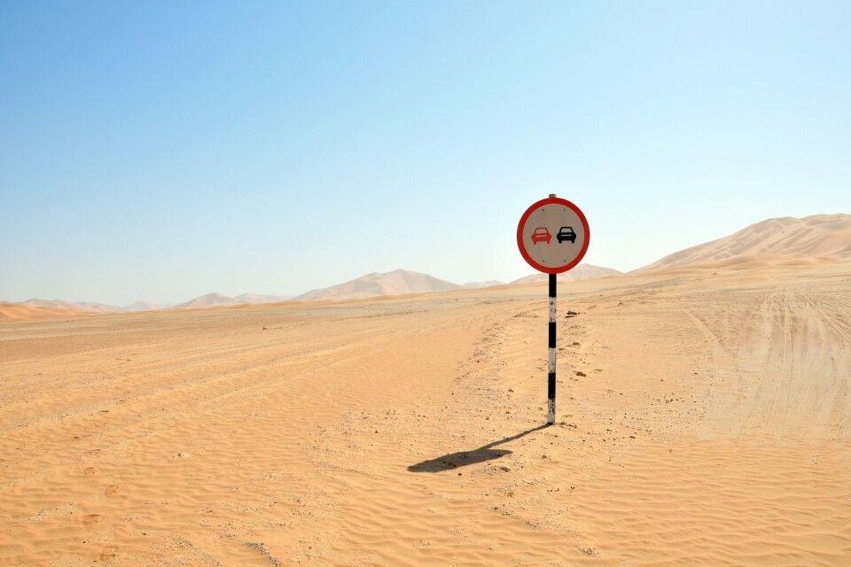 Wo ist die Straße?
