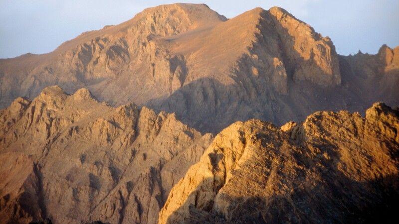 Bergwelt des Atlas © Diamir