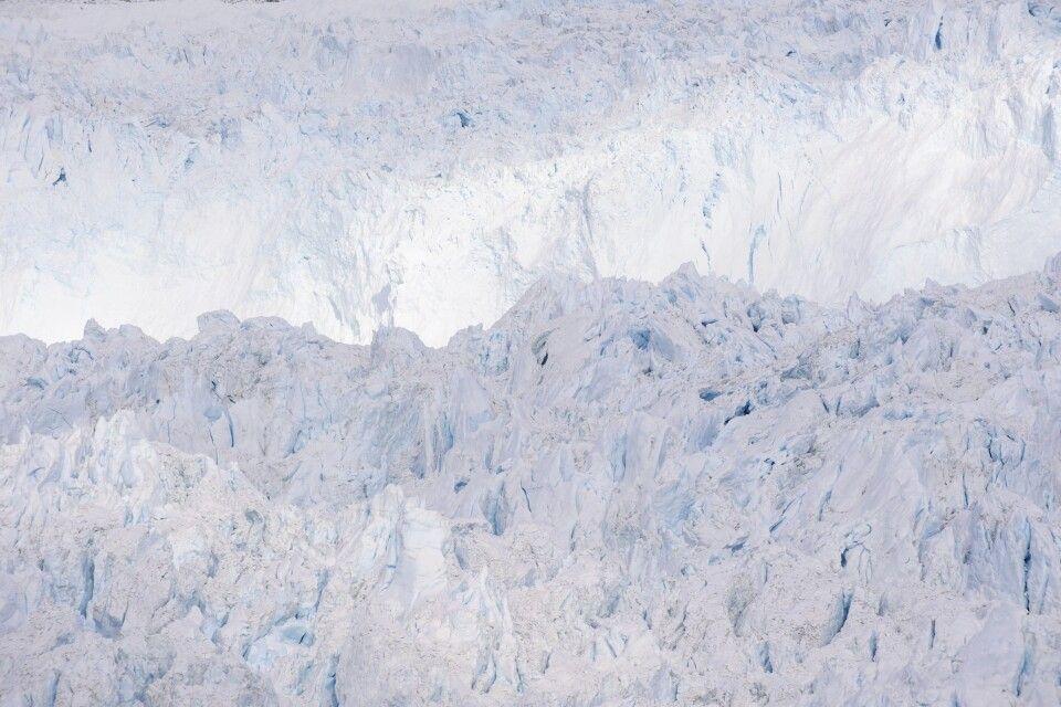 Am Eqip-Sermia-Gletscher