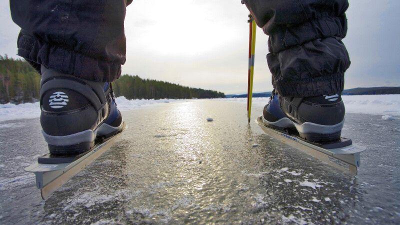Schweden auf Schlittschuhen – ein Lebensgefühl © Diamir