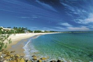Noosa Main Beach Australia Nature Coast Sunshine Coast