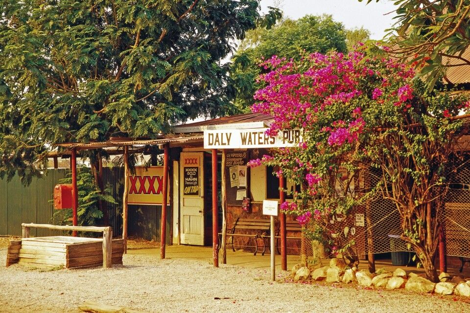 Daly Waters Outback Pub