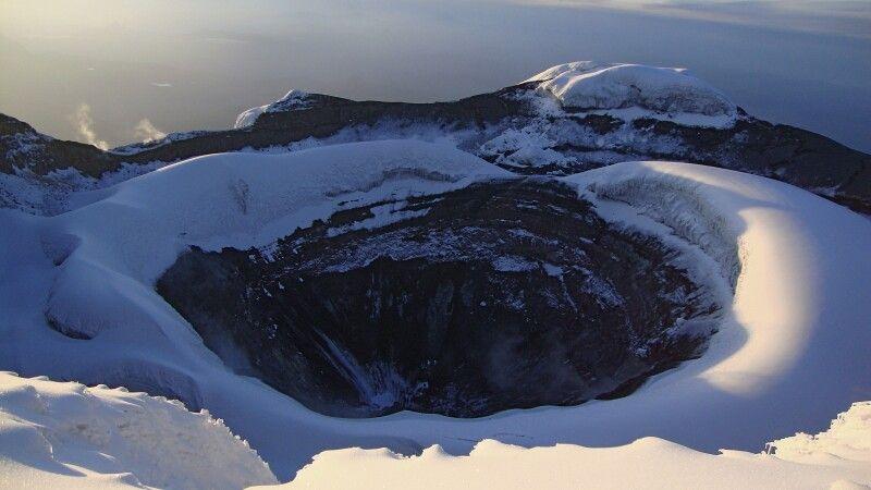 Cotopaxi Krater © Diamir