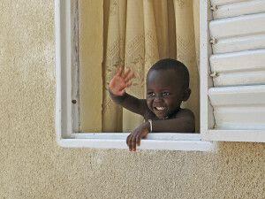 Willkommen im Senegal!