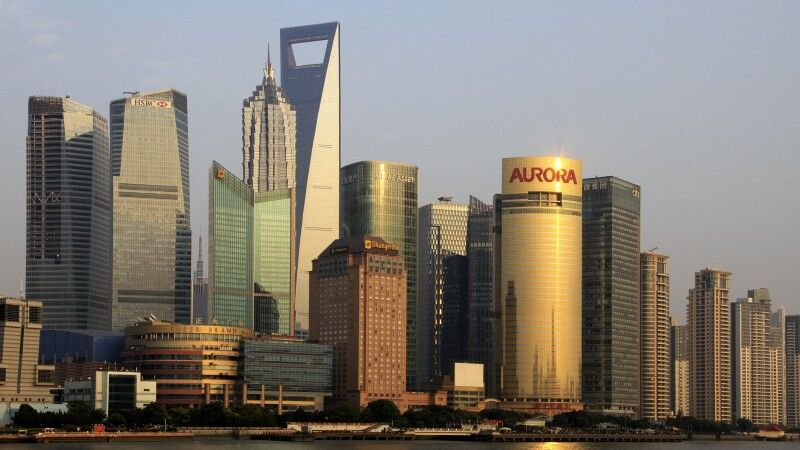 Pudong in Shanghai © Diamir