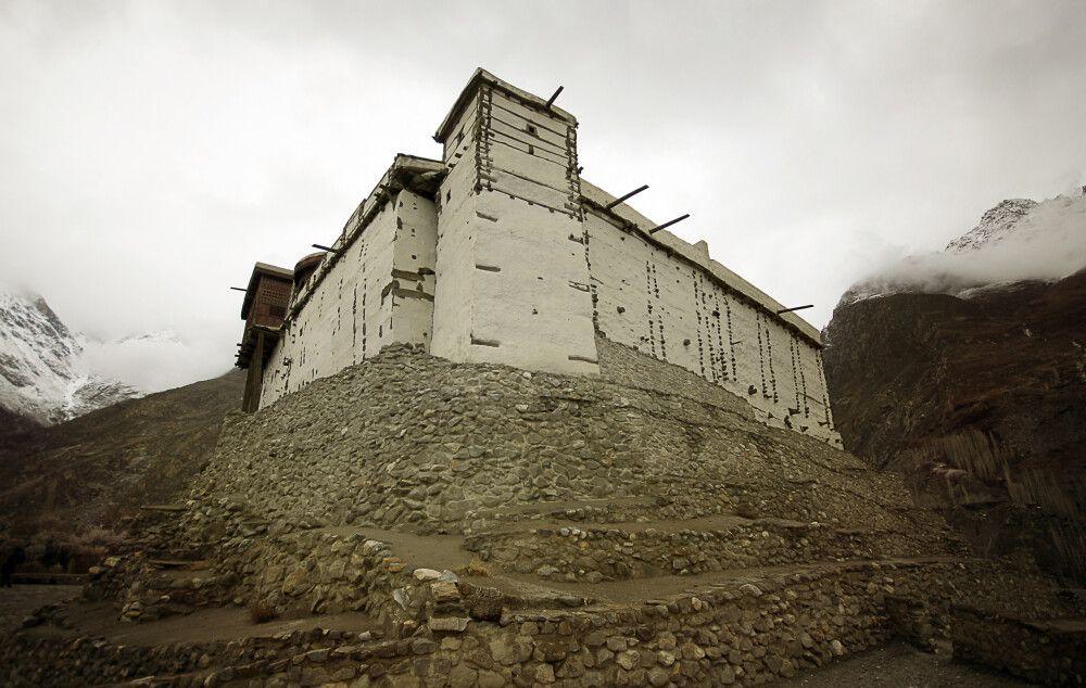 Das Baltit-Fort war einstmals der Sitz des Mir von Hunza.