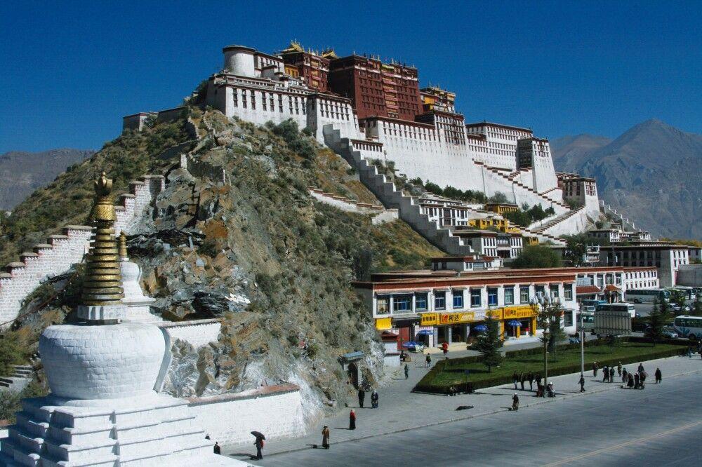Potala-Palast in Lhasa