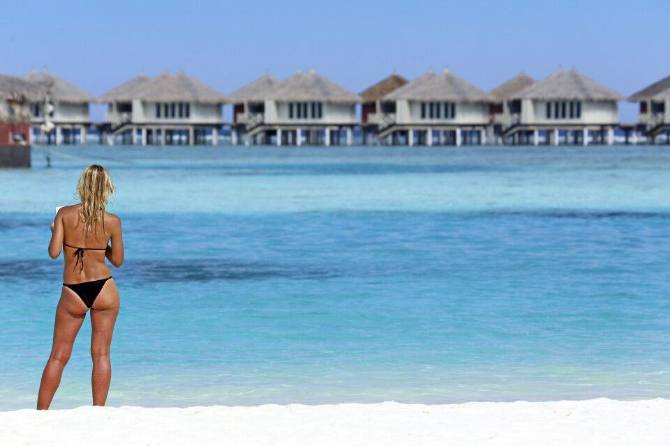 Traumhafte Strandresorts