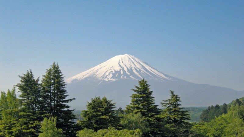 Mt. Fuji © Diamir