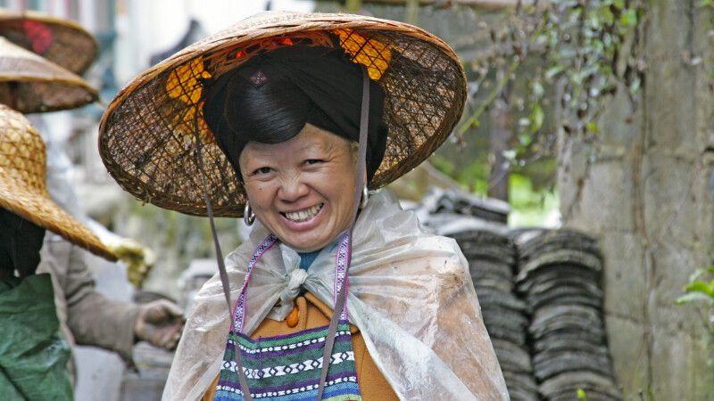 Minorität in Südchina © Diamir