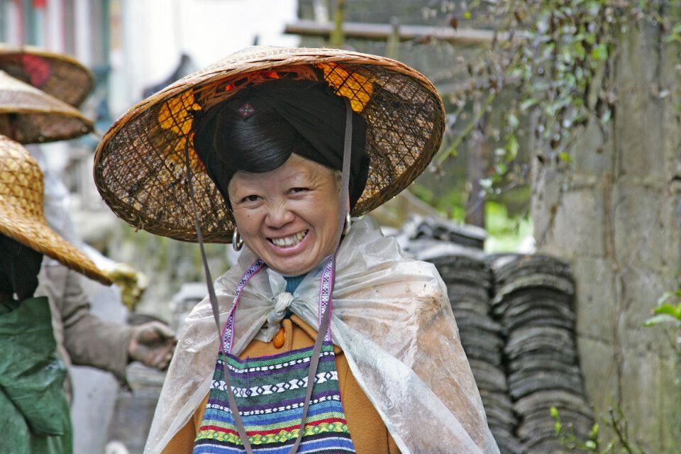 Minorität in Südchina
