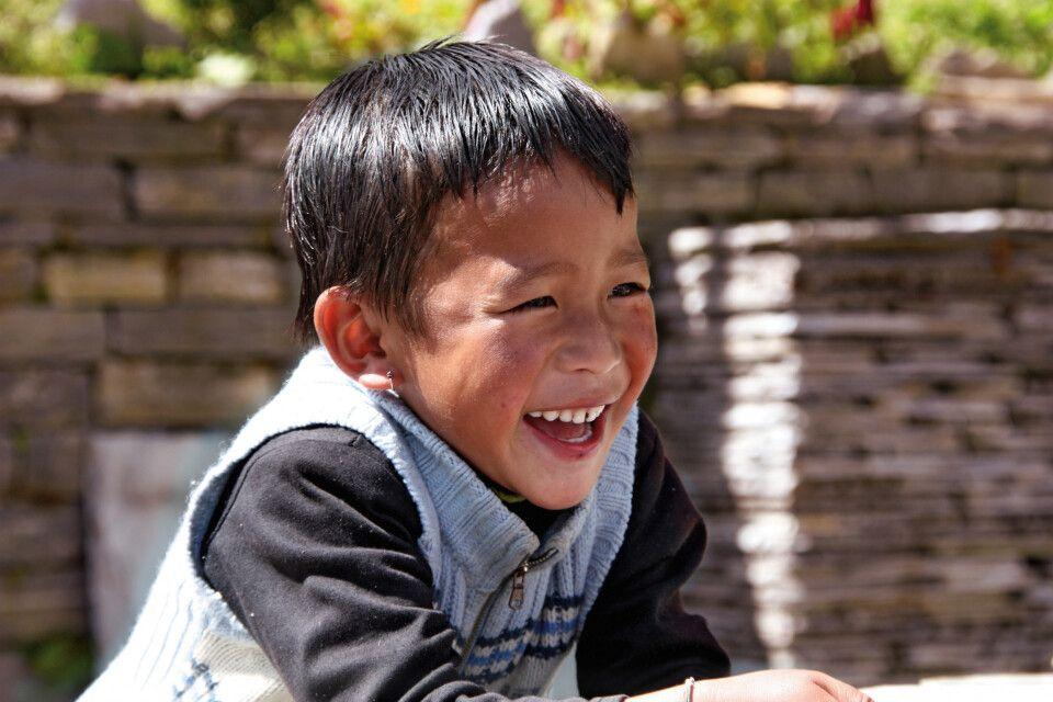 kleiner Nepali