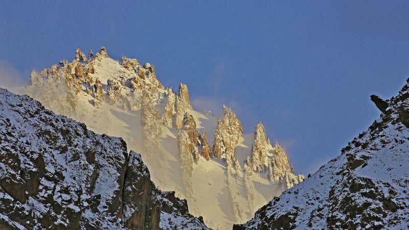 Winterlandschaft in Ladakh © Diamir