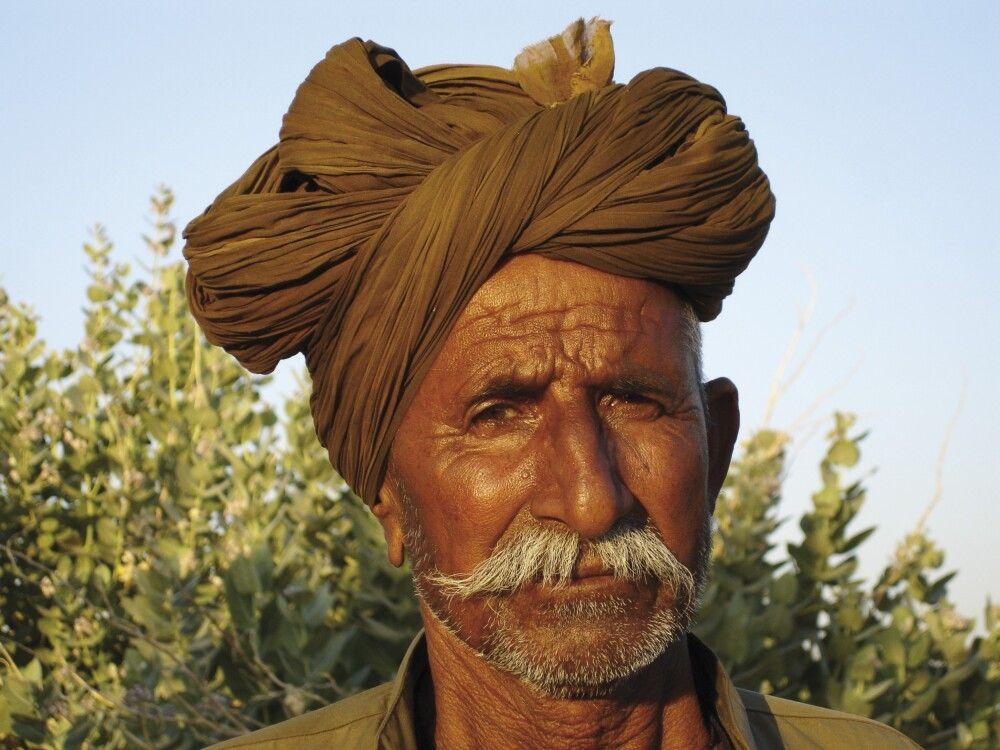 freundlicher Rajput