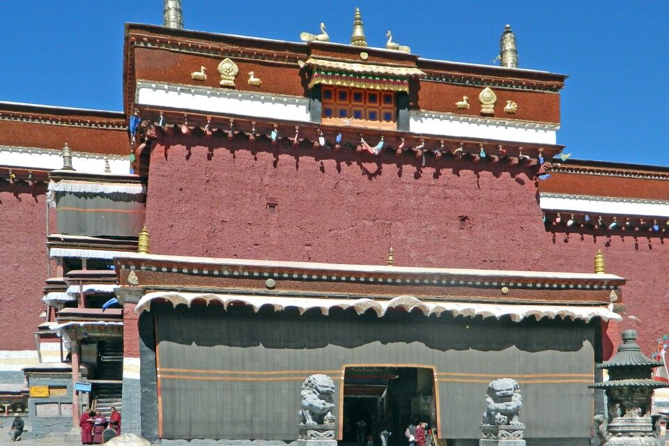Kloster Sakya