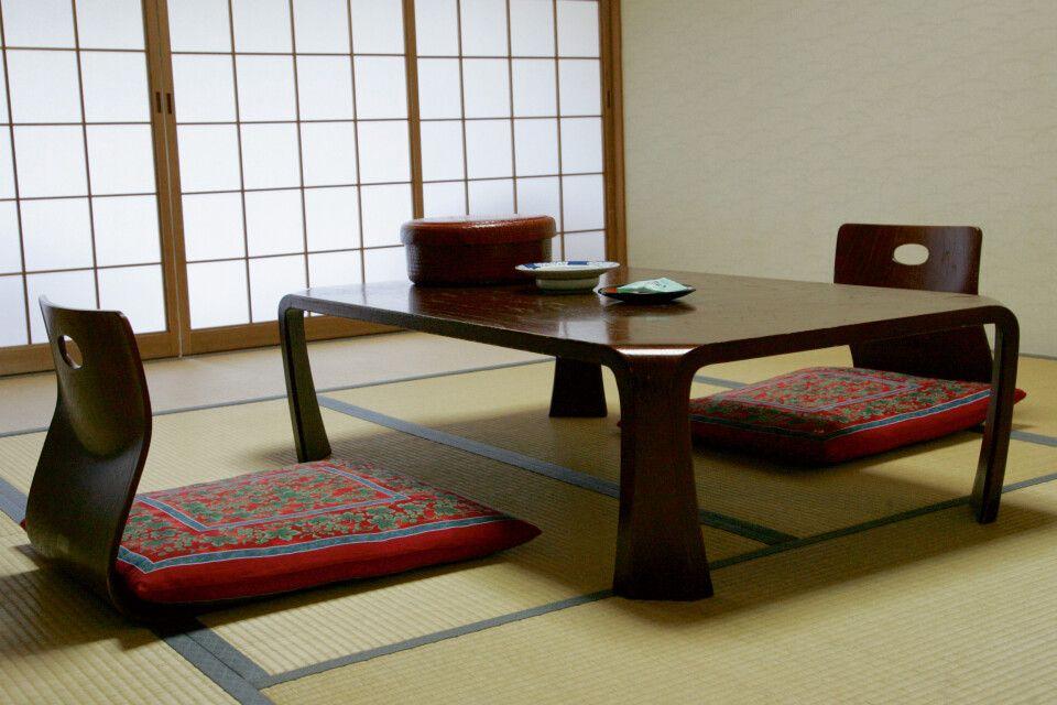 Ryokan – traditionalle japansiche Unterkunft