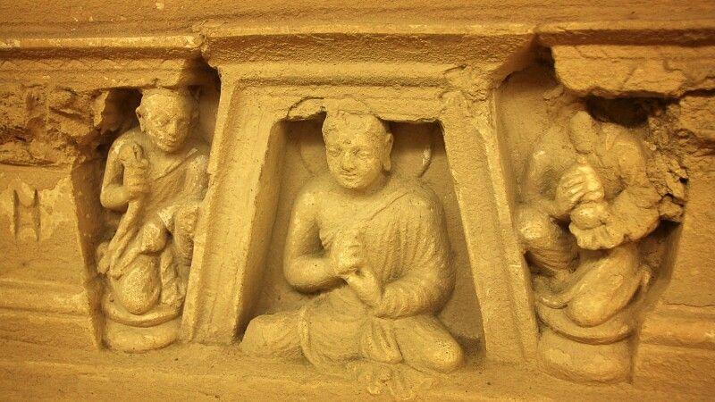 Taxila war einstmals eine Art buddhistisches Rom mit Klöstern, Universitäten und regem Handel. © Diamir